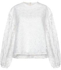 victoria beckham blouses