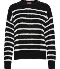cottura stickad tröja svart max&co.