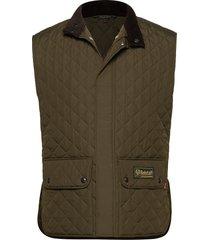 waistcoat vest groen belstaff