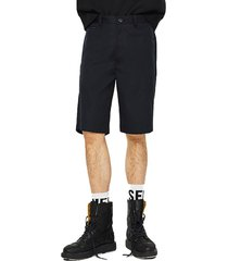 short p wholsho shorts negro diesel