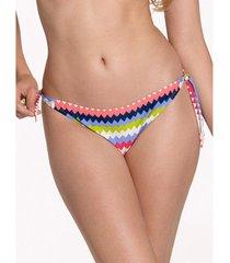 bikini lisca braziliaanse geknoopte zwemkledingkousen hydra cheek