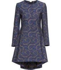 cappotto sciancrato (blu) - bodyflirt boutique
