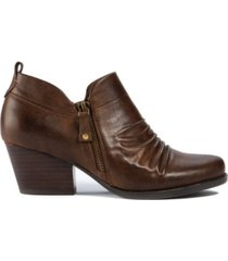 baretraps roper ankle women's bootie women's shoes