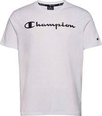 crewneck t-shirt t-shirts short-sleeved vit champion