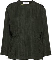 blazer cardigan zomerjas dunne jas groen gerry weber