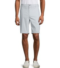 original penguin men's slim-fit golf shorts - pearl blue - size 40
