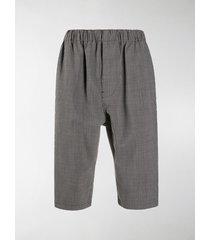 balenciaga galles suit shorts