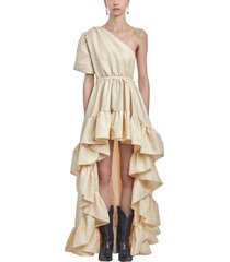amotea tea summer ivory dress