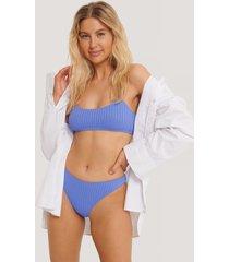 na-kd swimwear bikiniunderdel - blue