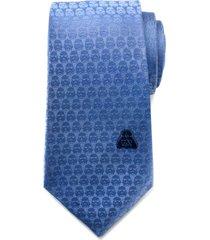 men's cufflinks, inc. star wars imperial force silk tie