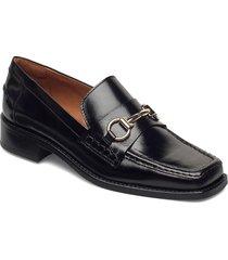 shoes 2801 loafers låga skor svart billi bi