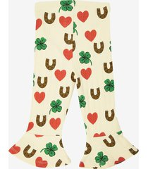 mini rodini paw leggings