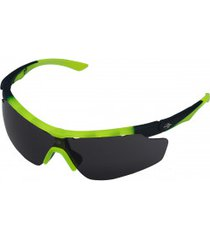 óculos de sol mormaii athlon 3 - unissex - verde esc/amarelo
