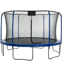 skytric 11' trampoline with top ring enclosure system