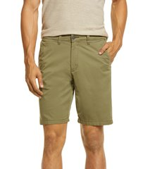 dl1961 jake slim fit chino shorts, size 33 in retreat (ultimate twill) at nordstrom