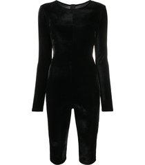 alchemy lia jumpsuit - black