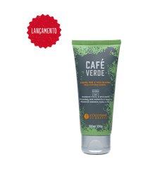 creme pré e pós-barba multifuncional café verde