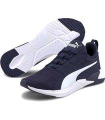 tenis - running - puma - azul - ref : 19372804