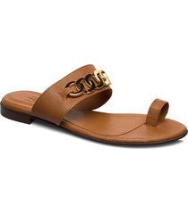 sandals 4140 shoes summer shoes flat sandals brun billi bi