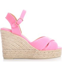 castañer blaudell sandals w/belt on ankle
