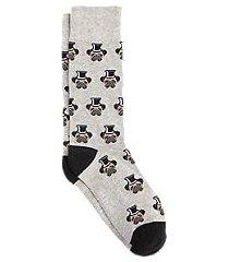 jos. a. bank top hat dog socks