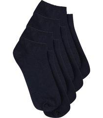 ankelsockar basic sneaker 4-pack