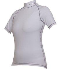 camisa pro layer feminina m/c 022-1 - fletssport