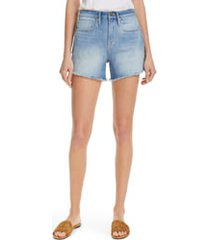 women's frame le brigette denim shorts