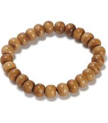 yak & yeti color beaded bracelet - natural