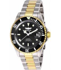 reloj invicta 28663 multicolor acero inoxidable