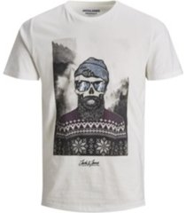 jack & jones men's high summer short sleeved graphic t-shirt