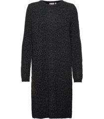frmesandy 3 dress knälång klänning svart fransa
