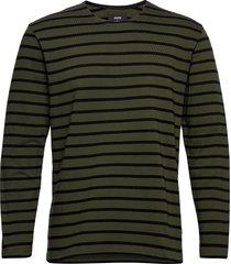picasso tash long t-shirts long-sleeved groen mads nørgaard