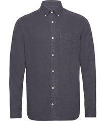 levon shirt 5029 overhemd casual grijs nn07
