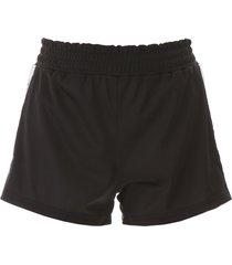chiara ferragni logomania shorts