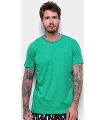 camiseta colcci lisa masculina - masculino