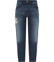 'narrot-t' distressed jeans