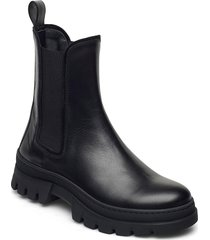 royal w chelsea-c shoes chelsea boots svart boss