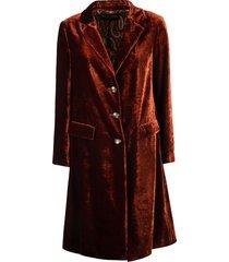 etro three button oversized coat