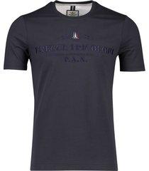 donkerblauw t-shirt aeronautica militare