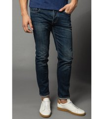 "serge blanco men's 5 pocket stretch ""525"" denim jean"