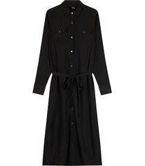 201328437 ladies woven modal tunic dress