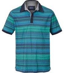 poloshirt babista groen::blauw