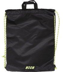 msgm drawstring backpack
