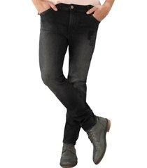 jean hombre gris oscuro s5575