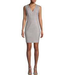 lakira sleeveless sheath dress