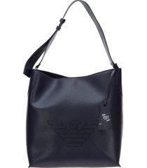 emporio armani dober-man shoulder bag