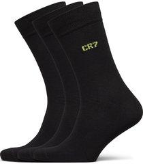 cr7 socks 3-pack underwear socks regular socks svart cr7