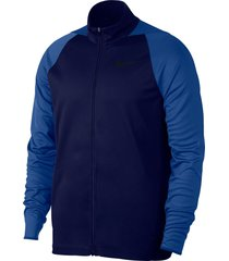 chaqueta de hombre m nike jkt epic knit-azul