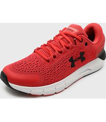 zapatilla ua charged rogue 2 rojo under armour